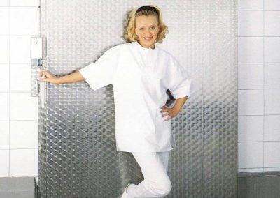 Kjøl- og Fryseromsdører